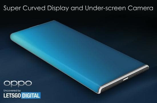OPPO Find X3 Pro: Τουλάχιστον στα renders βλέπουμε πιο λεπτό σώμα και μεγάλη καμπυλότητα οθόνης 1