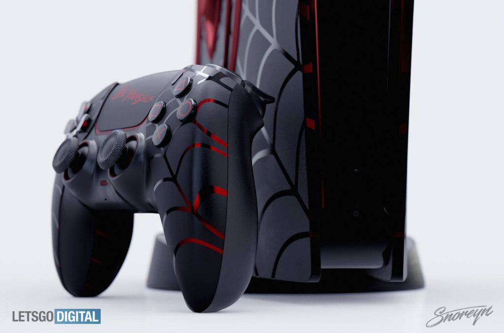 PlayStation 5: Εντυπωσιακή fan-made έκδοση Miles Morales που δε θα δούμε ποτέ 2