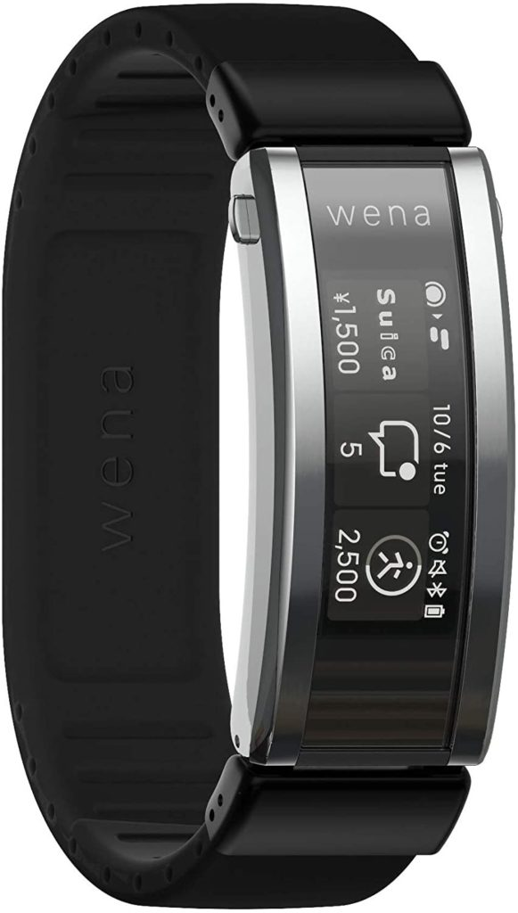 Με ιδιαίτερα χαρακτηριστικά είναι εξοπλισμένο το νέο smart band Sony Wena 3 3