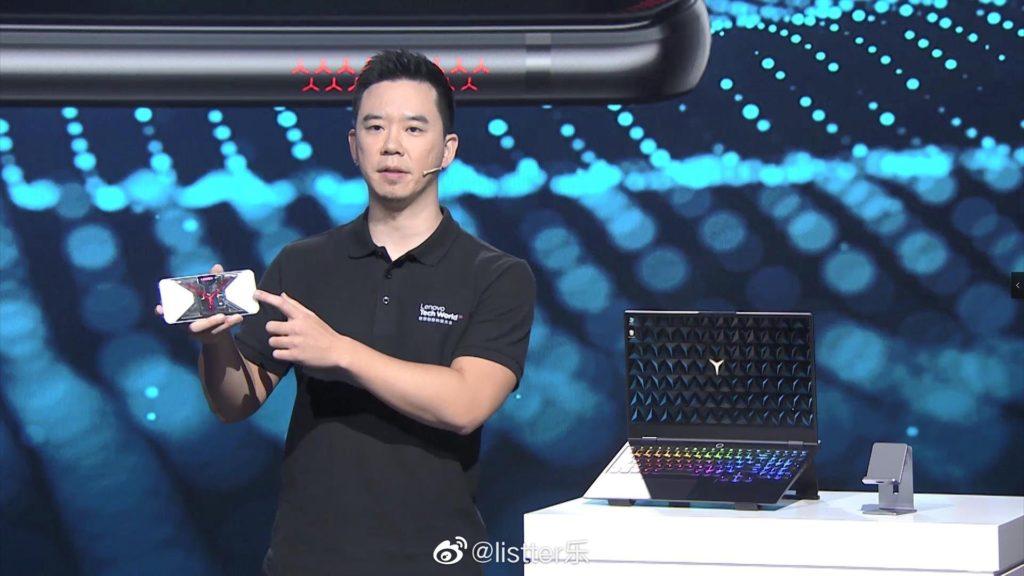 Lenovo: Αυτή είναι επιτέλους η διαφανή έκδοση του gaming Legion Pro 1