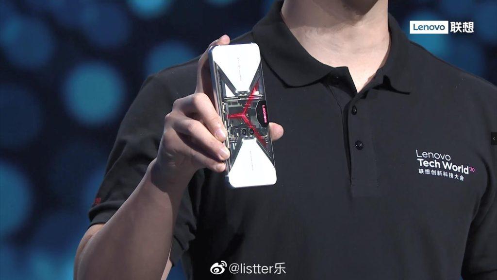 Lenovo: Αυτή είναι επιτέλους η διαφανή έκδοση του gaming Legion Pro 3