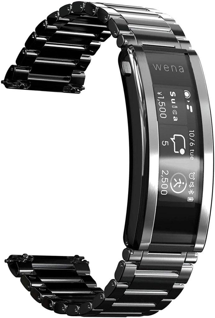 Με ιδιαίτερα χαρακτηριστικά είναι εξοπλισμένο το νέο smart band Sony Wena 3 5