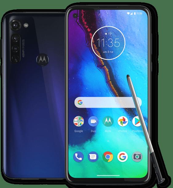 Αποκαλύφθηκαν οι προδιαγραφές του Motorola Moto G Stylus 2021 1