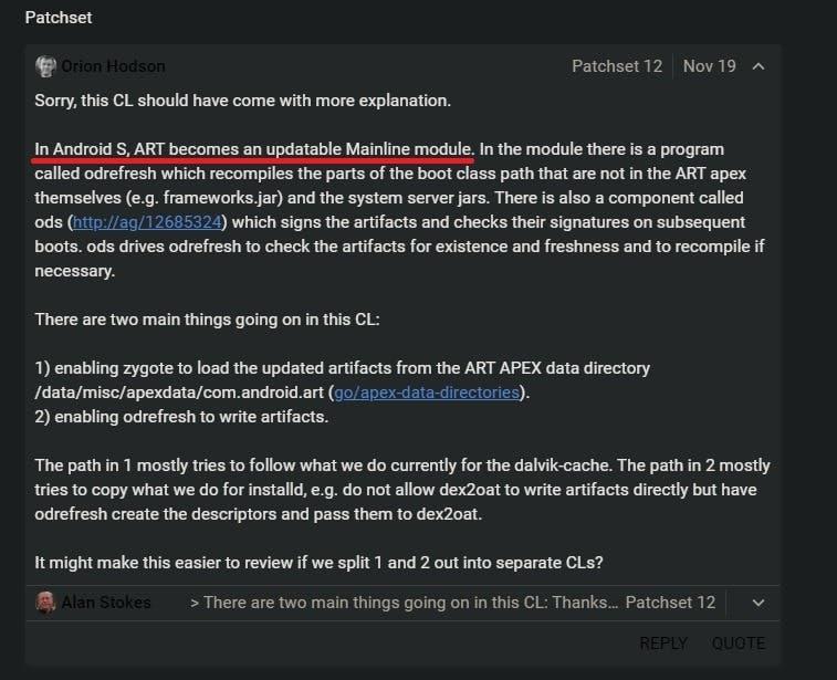 Πολύ εύκολα θα γίνει η ενημέρωση συσκευών σε Android 12 και μάλιστα μέσω του Play Store 1