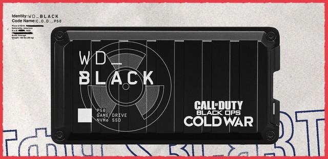 Οι νέοι δίσκοι WD's Special Call of Duty Black Ops θα σας κεντρίσουν το ενδιαφέρον! 1