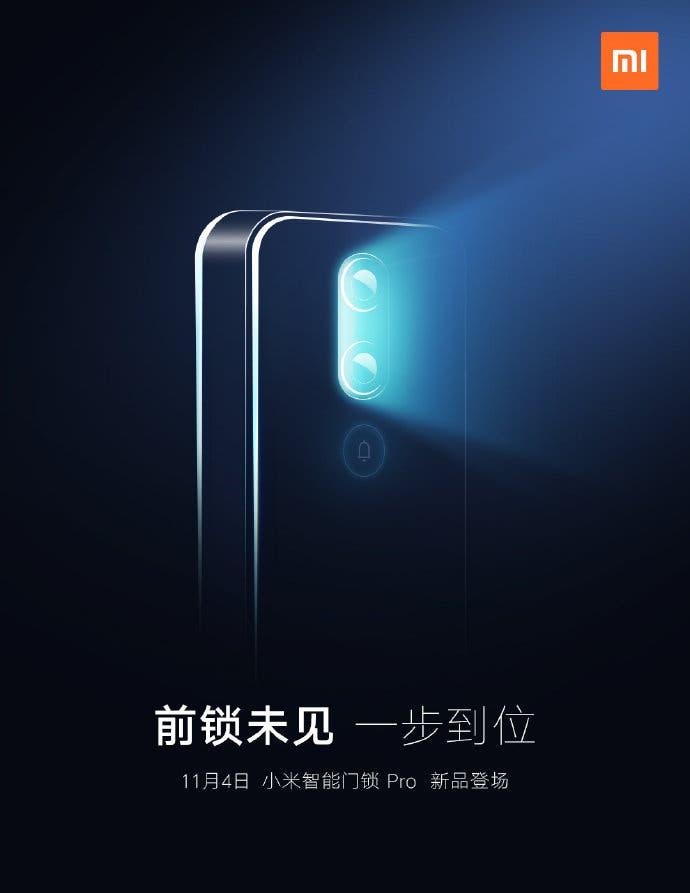 Η Xiaomi ανακοίνωσε το Smart Door Lock Pro με υποστήριξη Face ID 1