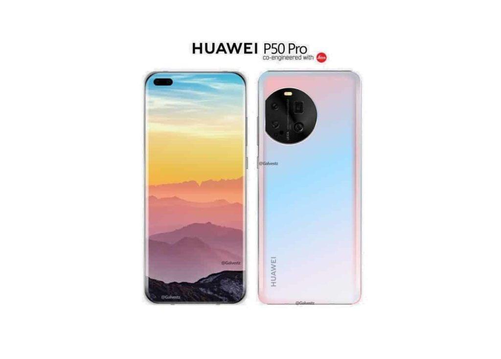 Εδώ είναι η πρώτη εικόνα του επερχόμενου Huawei P50 Pro 1