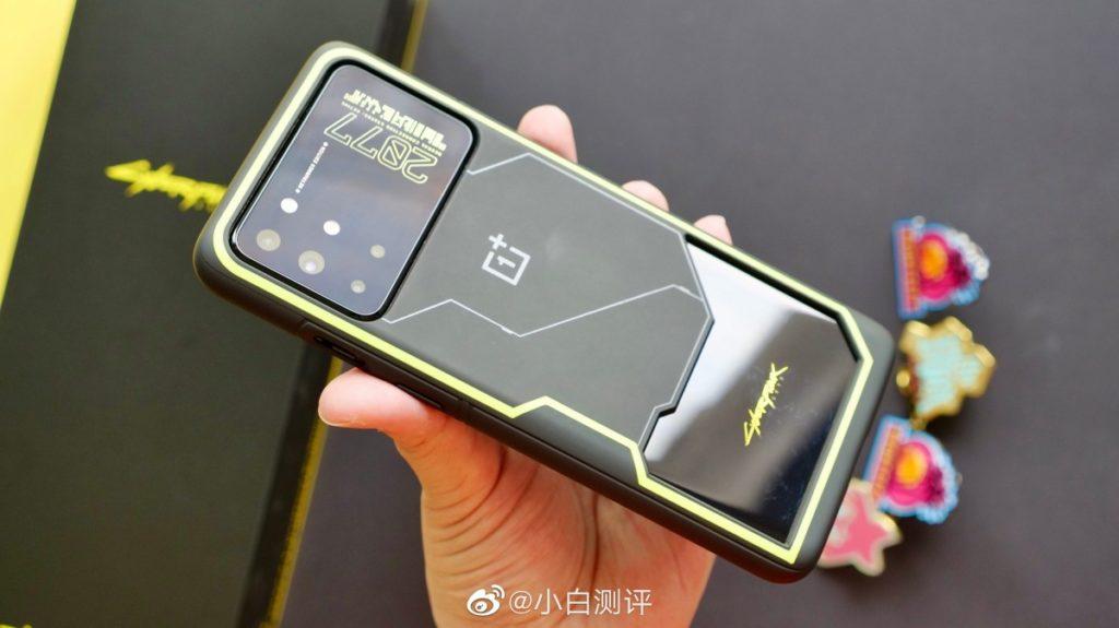Ανακοινώθηκε το OnePlus 8T Cyberpunk 2077 Edition 4