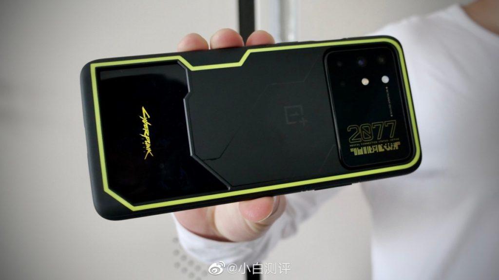 Ανακοινώθηκε το OnePlus 8T Cyberpunk 2077 Edition 5
