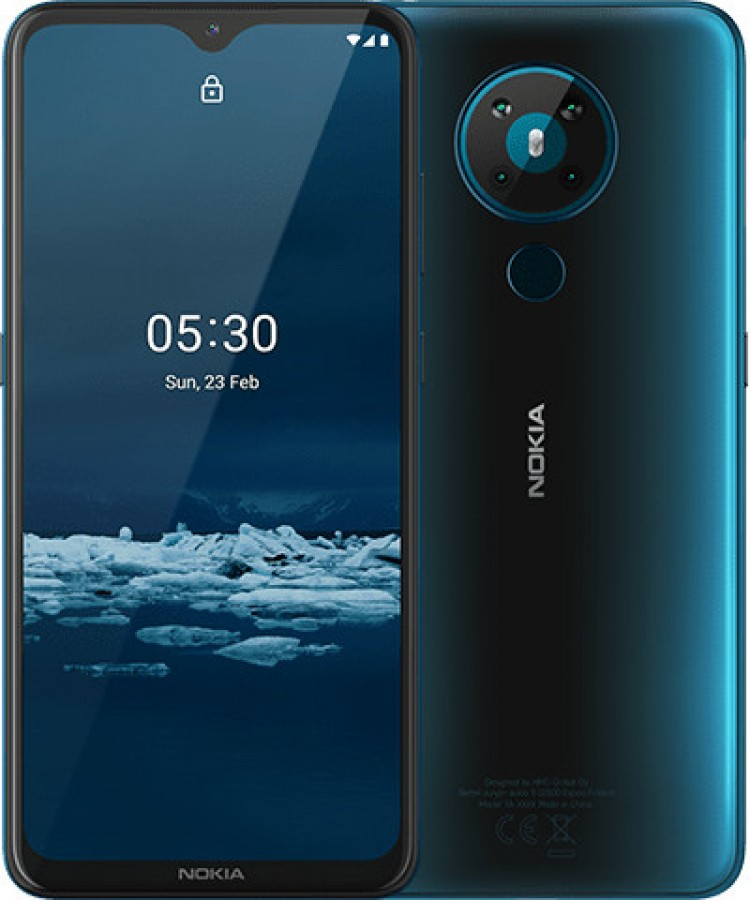 Nokia 5.4: Έρχεται με λεπτομερή οθόνη οπή, μνήμη και επιλογές χρώματος 1