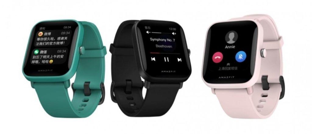 Δύο νέα smartwatches παρουσίασε η Amazfit - Pop Pro και GTS 2 mini 2