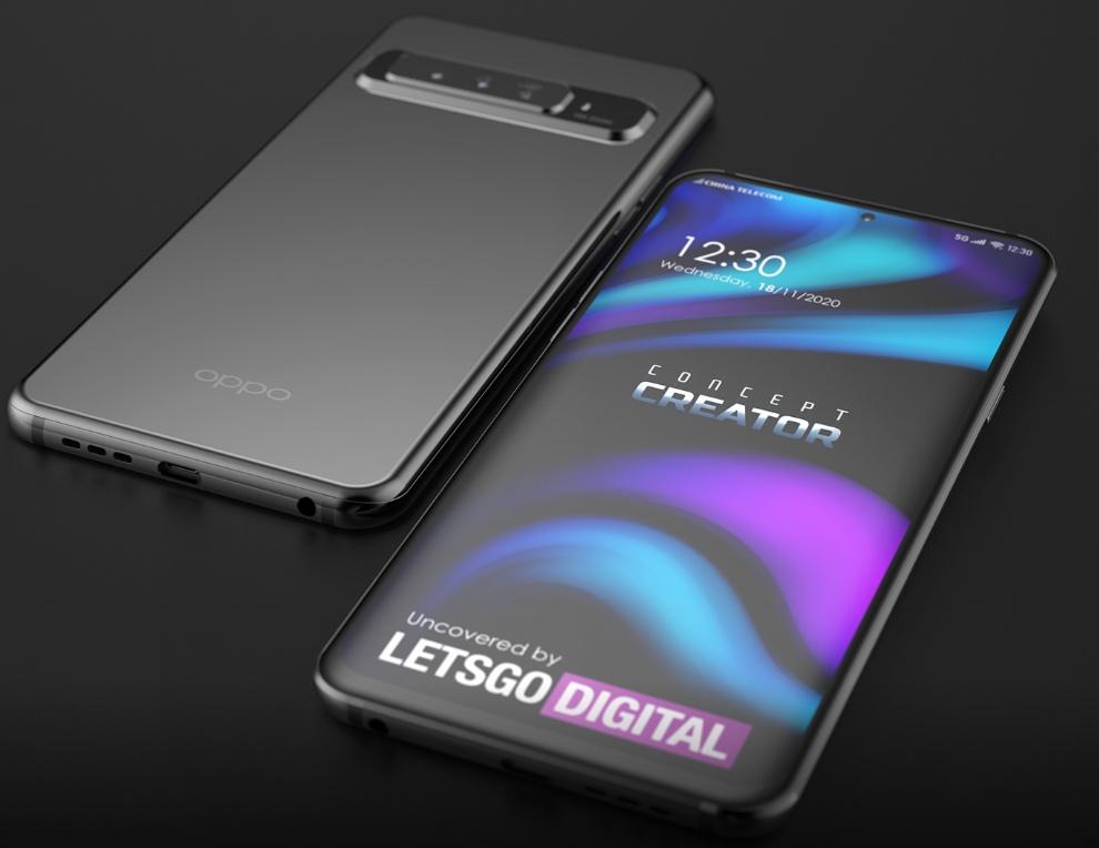 Από την OPPO δημοσιεύθηκε δίπλωμα ευρεσιτεχνίας από ένα smartphone με κάμερα υβριδικού ζουμ 15x 1