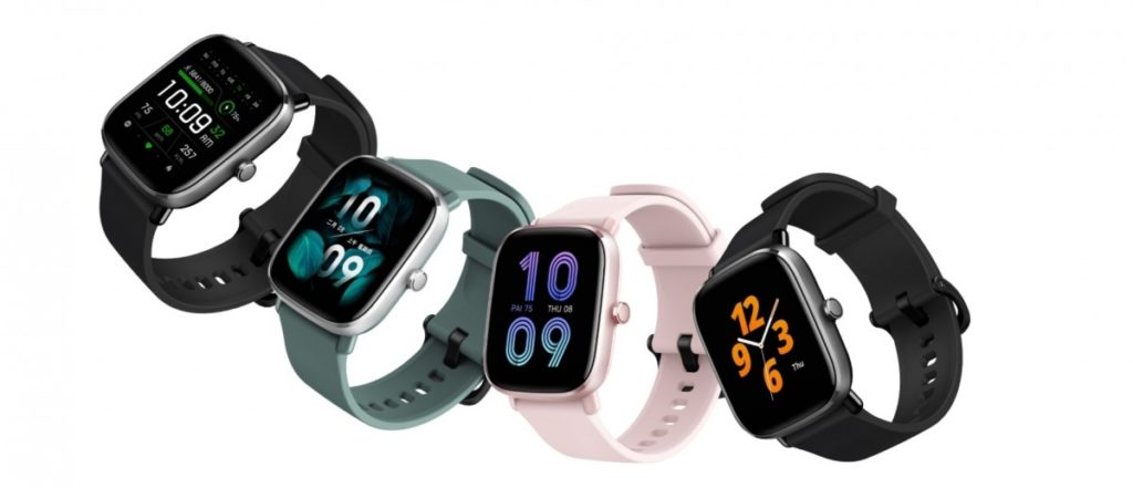 Δύο νέα smartwatches παρουσίασε η Amazfit - Pop Pro και GTS 2 mini 1