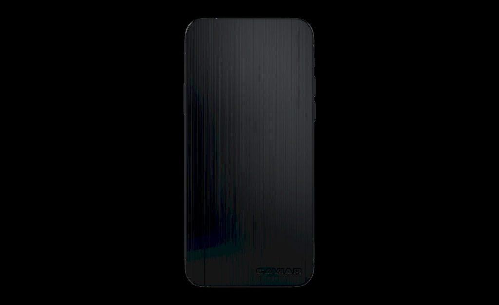 Αφαιρεί τις κάμερες η Caviar από το iPhone 12 Pro για να φτιάξει την ειδική έκδοση Stealth 1