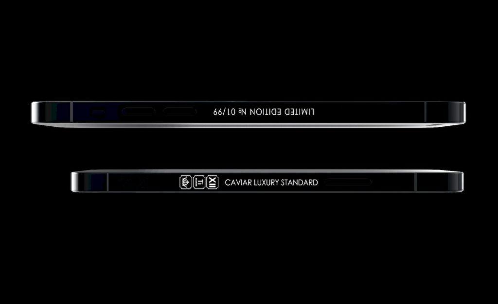Αφαιρεί τις κάμερες η Caviar από το iPhone 12 Pro για να φτιάξει την ειδική έκδοση Stealth 3