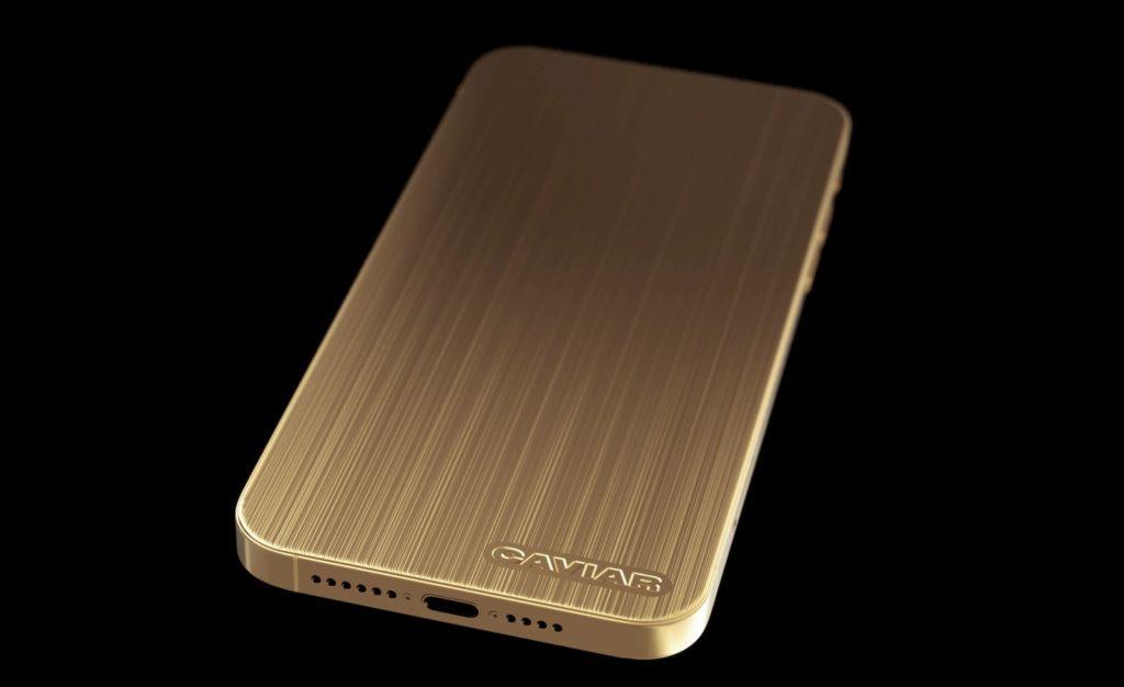 Αφαιρεί τις κάμερες η Caviar από το iPhone 12 Pro για να φτιάξει την ειδική έκδοση Stealth 5