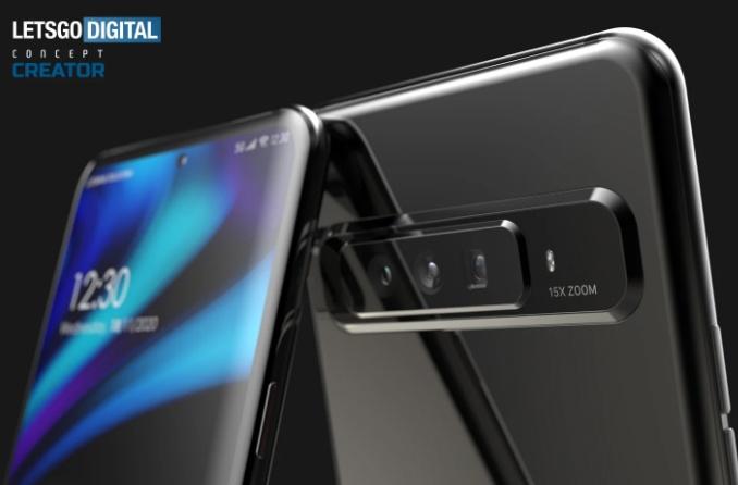 Από την OPPO δημοσιεύθηκε δίπλωμα ευρεσιτεχνίας από ένα smartphone με κάμερα υβριδικού ζουμ 15x 2