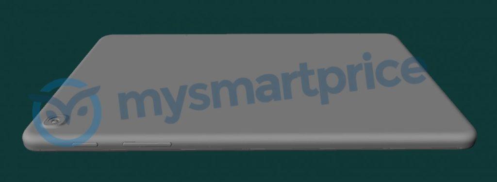 """Πλήρη αποκάλυψη του επερχόμενου Samsung Galaxy Tab 8,4"""" (2021) μέσω 3D CAD renders 2"""