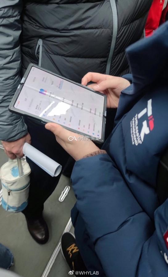 Το πρωτότυπο του πτυσσόμενου τηλεφώνου Xiaomi διαρρέει σε φωτογραφίες 2