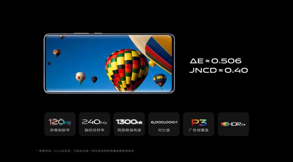 Τερατώδης σε όλα το νέο Vivo X60 Pro+ 1