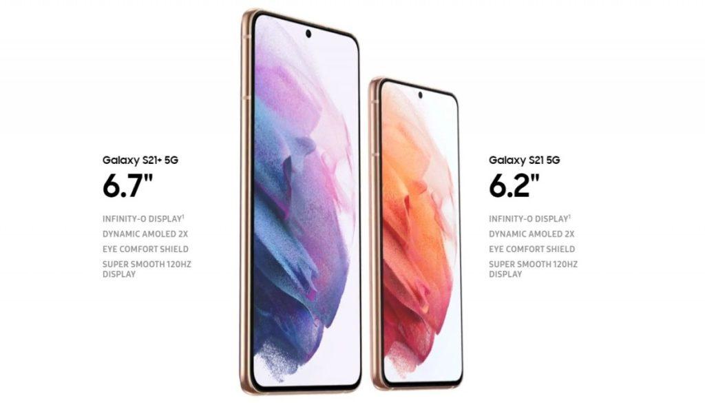 [Επίσημο/Ανακοινώθηκαν]: Μέτριες αναβαθμίσεις για τα νέα Samsung Galaxy S21 και S21 + 1