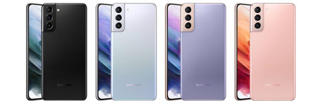 [Επίσημο/Ανακοινώθηκαν]: Μέτριες αναβαθμίσεις για τα νέα Samsung Galaxy S21 και S21 + 2