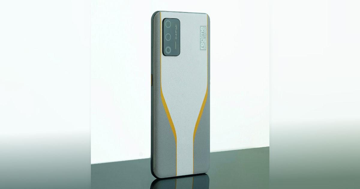 Απλά υπέρ-τούμπανο το Realme Race με Snapdragon 888 SoC, 125W γρήγορη φόρτιση, κ.ά. 1