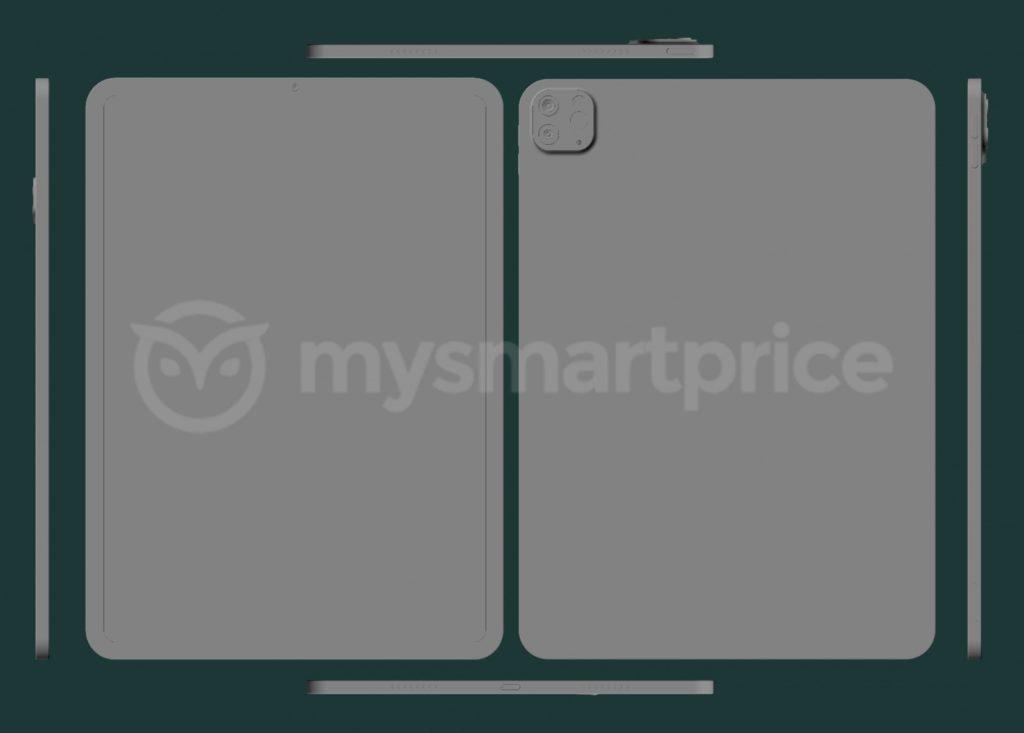Ουδεμία σχεδιαστική αλλαγή στα νέα iPad Pro 11 και 12,9 ιντσών, εκτός από έναν αναγνώστη δακτυλικών αποτυπωμάτων 6